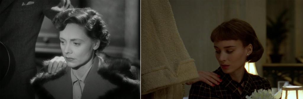 Carol (2015) e Brief Encounter (1945): Renovações formais em prol de uma mitologia dos gestos.